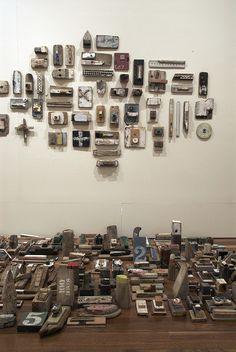 Nice art installation.  Really interesting.
