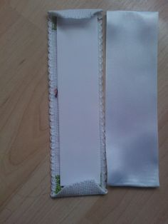 How to back a cross stitch bookmark                                                                                                                                                                                 More