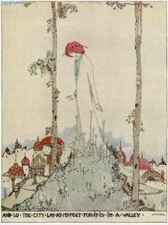 Jessie Marion King (1875-1949) fue una pintora e ilustradora escocesa. Su trabajo fue dedicado en su mayoría a libros para niños. Influencia...