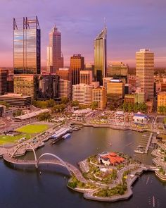 Perth - our Beautiful City! Love this place! YWAMPERTH #Elizabethquay