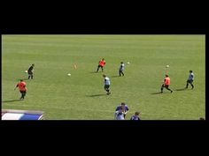 Cómo entrena Pep Guardiola - YouTube