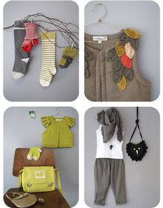 beautiful line of children's clothes.- the colors!!