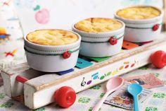 Pudding jabłkowy z twarożkiem