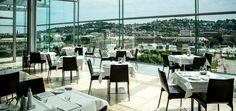 Cube Stuttgart - Restaurant // OT Stuttgart - Lounge & Bar // Gallerie | Cube Restaurant