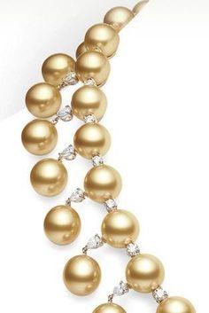 Mikimoto pearl necklace ♥