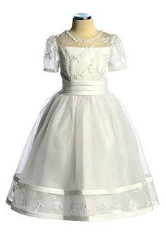 elegant communion dresses