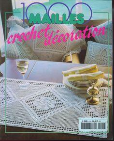 1000 MAILLES - CROCHET DECORATIONS