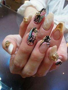 Popular Japanese Nail Art