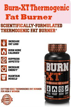 ▶ BURN FAT & MAINTAIN MUSCLE. Burn-XT is a cutting-edge thermogenic fat burner for men and women. Each capsule contains an effective dose of the most powerful thermo fat-burning ingredients available. Its synergistic formula helps to burn fat, increase energy, preserve lean muscle, suppress appetite, boost the metabolism, and improve mood. Maximize fat loss and see results fast with this powerful weight-loss supplement. work out,exercise,eat fit,fit bodie,how to get fit,fitness quots Fat Burning Supplements, Weight Loss Supplements, Fat Burners For Men, Best Fat Burner, Diabetic Recipes For Dinner, Best Weight Loss Pills, How To Increase Energy, Weight Loss Program, Lose Weight