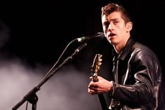 Alex Turner. Yes, please.