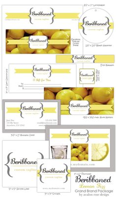 Visual Branding. Logo, business card, sticker, and more!