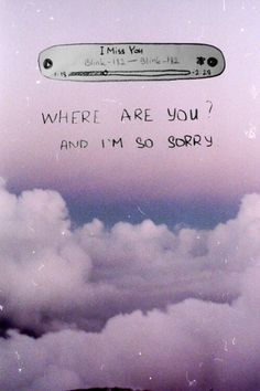 I miss you - Blink 182