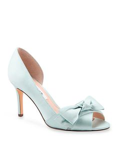 Something Blue Nina Forbes 2 Bow Pump