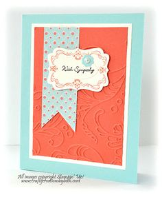 Card Creations by Beth: Four Frames