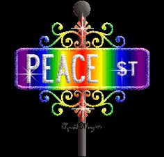 Hippie Peace, Happy Hippie, Hippie Love, Hippie Chick, Hippie Art, Hippie Style, Rainbow Flag, Rainbow Art, Peace On Earth