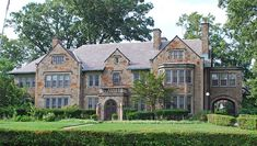 Walter O Briggs House Boston Edison Detroit
