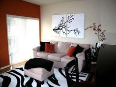 Zebra Print Living Room...this Is What Iu0027m Going For! | ♥ Dream Home U0026 Ideas.  | Pinterest | Estampa De Zebra, Escritórios E Zebras Part 26