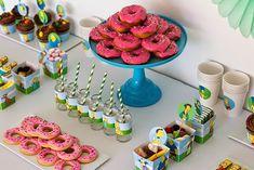 festa simpsons, festa infantil, brunch temático, festa divertida, simpsons party