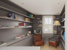 De Rosee Sa architects - Library / Snug