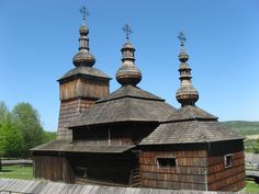 Wooden Churches and Folk Architecture of Central & Eastern Europe Japanese Temple, Carpathian Mountains, Central And Eastern Europe, Tear Down, Stone Houses, Architecture Plan, Czech Republic, Wood Art, Wwii