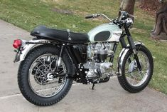 Ton-Up Classics full restoration showing just Triumph Trophy Frame no. Engine no. Classic Triumph Motorcycles, Triumph Bikes, Cars And Motorcycles, Flat Track Motorcycle, Retro Motorcycle, Desert Sled, Triumph Bonneville, Classic Bikes, Car Manufacturers