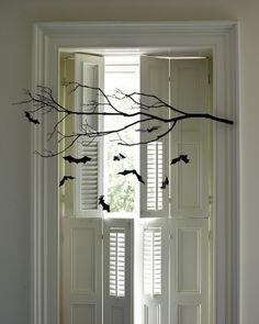 bats on the treed