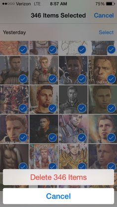 """""""Hey can I see your phone?"""" """"Yeah, sure hold on a minute."""" I laughed at this forever #dragonage"""