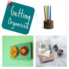 Buy Handmade: Let's Get Organized!