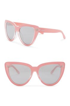 ac2e7dc1ce QUAY AUSTRALIA - Women s 60mm Stray Cat Cat Eye Sunglasses is now 50% off.