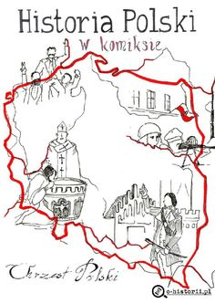 "Cover of ""Historia Polski w komiksie, nr 2 ""Czcibor"""" Poland Culture, Learn Polish, Teacher Morale, Poland History, Polish Language, Coloring Pages, Cool Pictures, Teaching, Education"