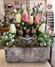 Spring Home Decor, Spring Crafts, Towel Embroidery, Diy Easter Decorations, Online Vásárlás, Spring Has Sprung, Easter Crafts, Flower Power, Diy And Crafts
