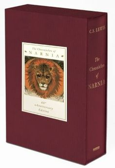 Cover art for The Chronicles of Narnia