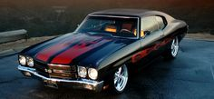 Chevelle SS Vintage year, akin to fine wine 70 Chevelle Ss, Chevrolet Chevelle, Ford Mustang, Volkswagen, Toyota, Chevy Muscle Cars, Automobile, Old School Cars, Classic Chevrolet