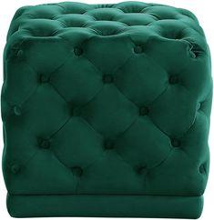 Peachy 8 Best Green Ottoman Images Green Ottoman Velvet Forskolin Free Trial Chair Design Images Forskolin Free Trialorg