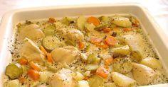 Blancs de poulet et ses légumes au thermomix. Je vous propose une délicieuse recette de Blancs de poulet et ses légumes, vous pouvez ajouter les légumes