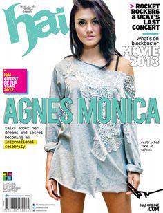 Agnes Monica Moo Magazine Her Dreams Secret Becoming International Celeb