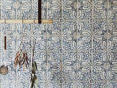 Top Patterned Tile: Duquesa, Fez, Lucifer & 4 More