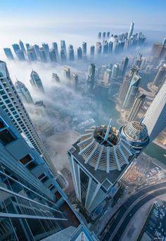 Дубайские небоскребы Farid Sheykhi – Google+