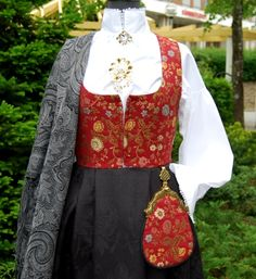 Hello all, Today I will try to cover all of Norway. Norway has many beautiful costumes, and the folk costume culture is alive and we. Norwegian Clothing, Norway Viking, Folk Clothing, Dress Attire, Beautiful Costumes, Folk Costume, Traditional Dresses, Doll Clothes, Fashion Outfits