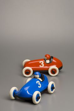 bruno racing car by flora and henri