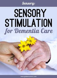 There are a multitude of ways we can assist to stimulate the senses, soothe, entertain and elicit positive emotions.