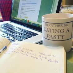 Currently trying to write an essay on the importance of drawing and connections between learning and thinking. The mug says it all really!! ◽️〰 #falmouthuni #missingfalmouthuni #art #drawing #esssay #markmaking #tea #blog #cornwall