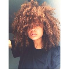 { } - Black Girl Curly