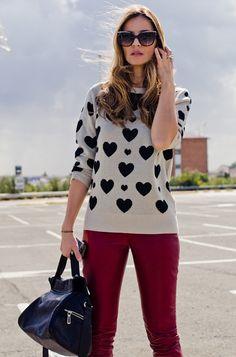lovely jumper – lady addict | Lady Addict en stylelovely.com