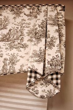 Cute little valance that wouldn't take much fabric ? Custom Valance MAISON Hidden Rod Pocket by BlackBeltHomeDecor Home Decor Accessories, Custom Valances, Windows, Custom Windows, Window Decor, Drapes Curtains, Home Decor Fabric, Curtains, Curtain Designs