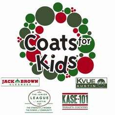 Coats for Kids is our charity of choice at work. This is a good cause.