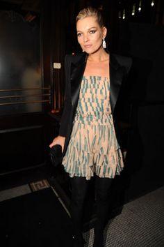 P I N K F L A R E // BACKSTORY: PF's Style Crush: Kate Moss