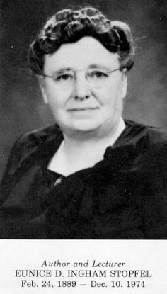 The legacy of Eunice Ingham and the Ingham method - the grandmother of Reflexology in the USA ♥ Thank you, Eunice!