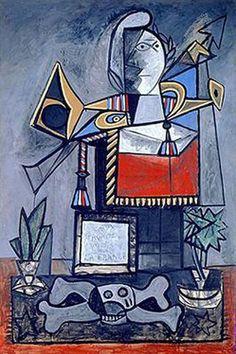 Algerian women - Pablo Picasso