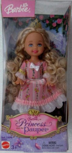 Princess and the Pauper Kelly® Doll